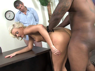 Paid black guy to fuck wife