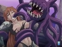 Tentacle Hentai: But their proud souls are ever so slightly corrupted by the evil that is pleasure