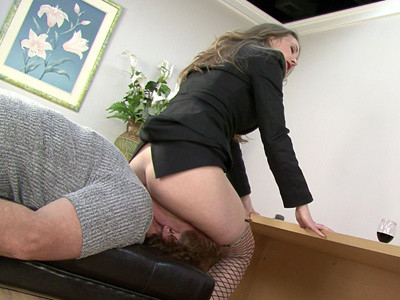 Mistress t ass worship